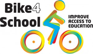 Bike4School logo