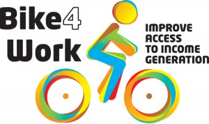 Bike4Work logo