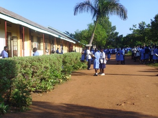 School in Oeganda