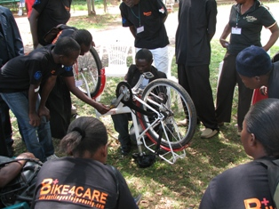 health care workers training