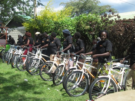 Bike4Care Kenia