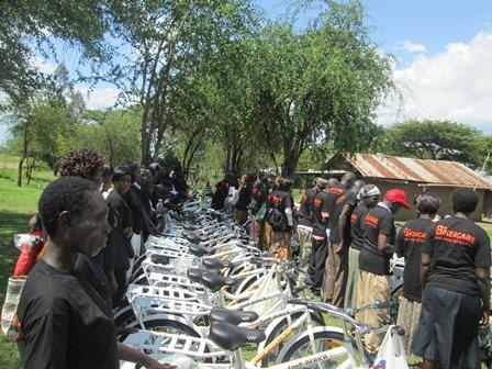 Bike4Care bicycles