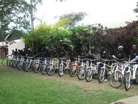 Bike4Care Kenya