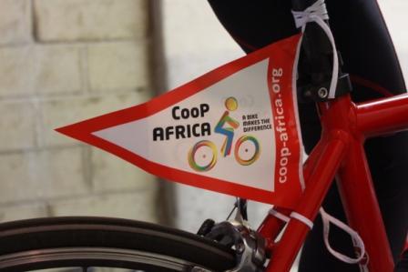 bicycle flag