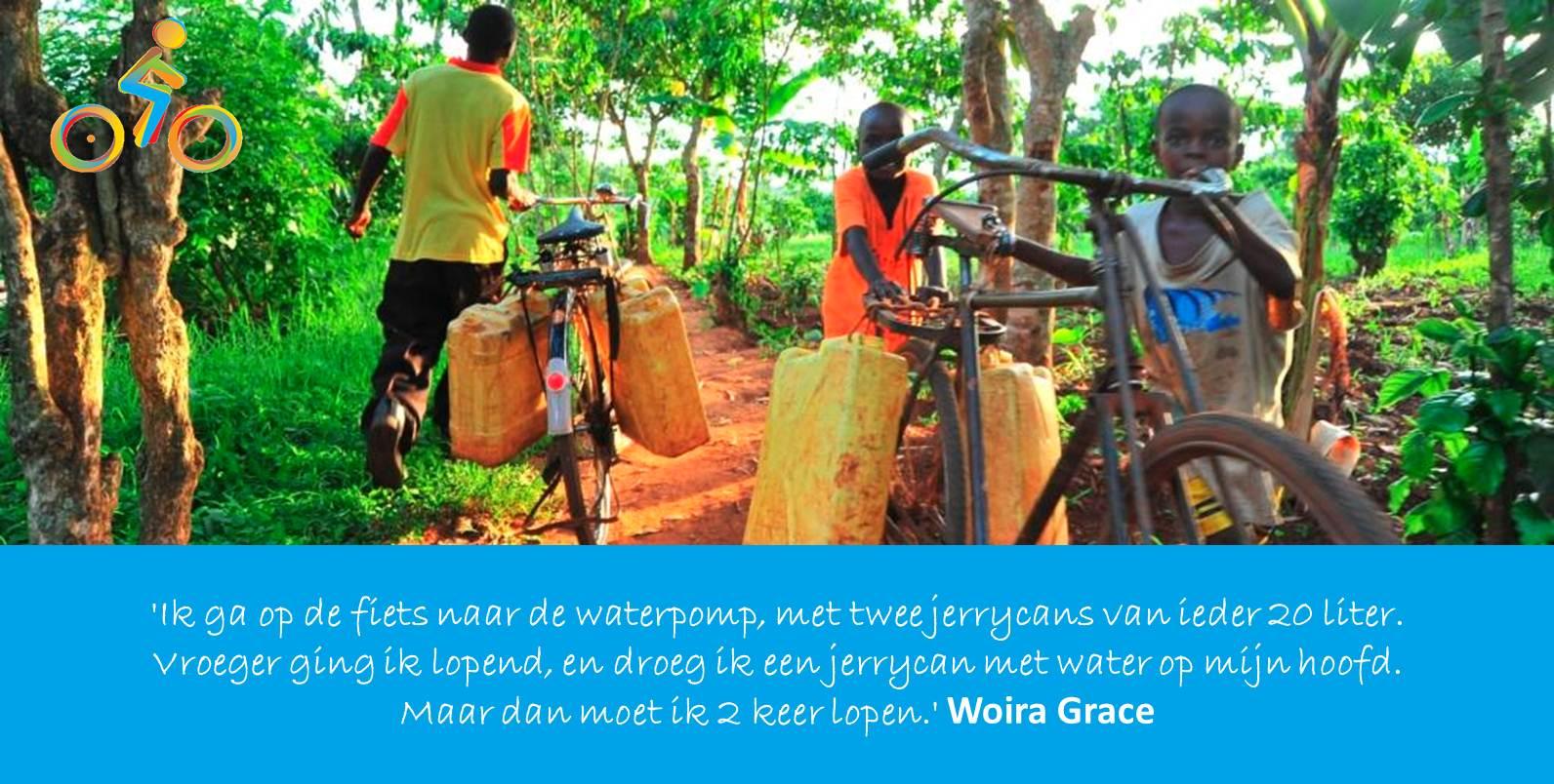 Bike4School Woira Grace